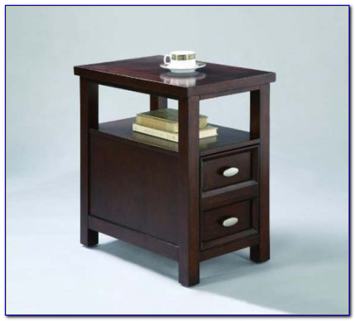 Round End Tables For Bedroom