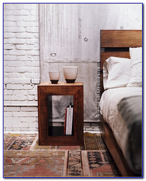 Rustic End Tables For Bedroom