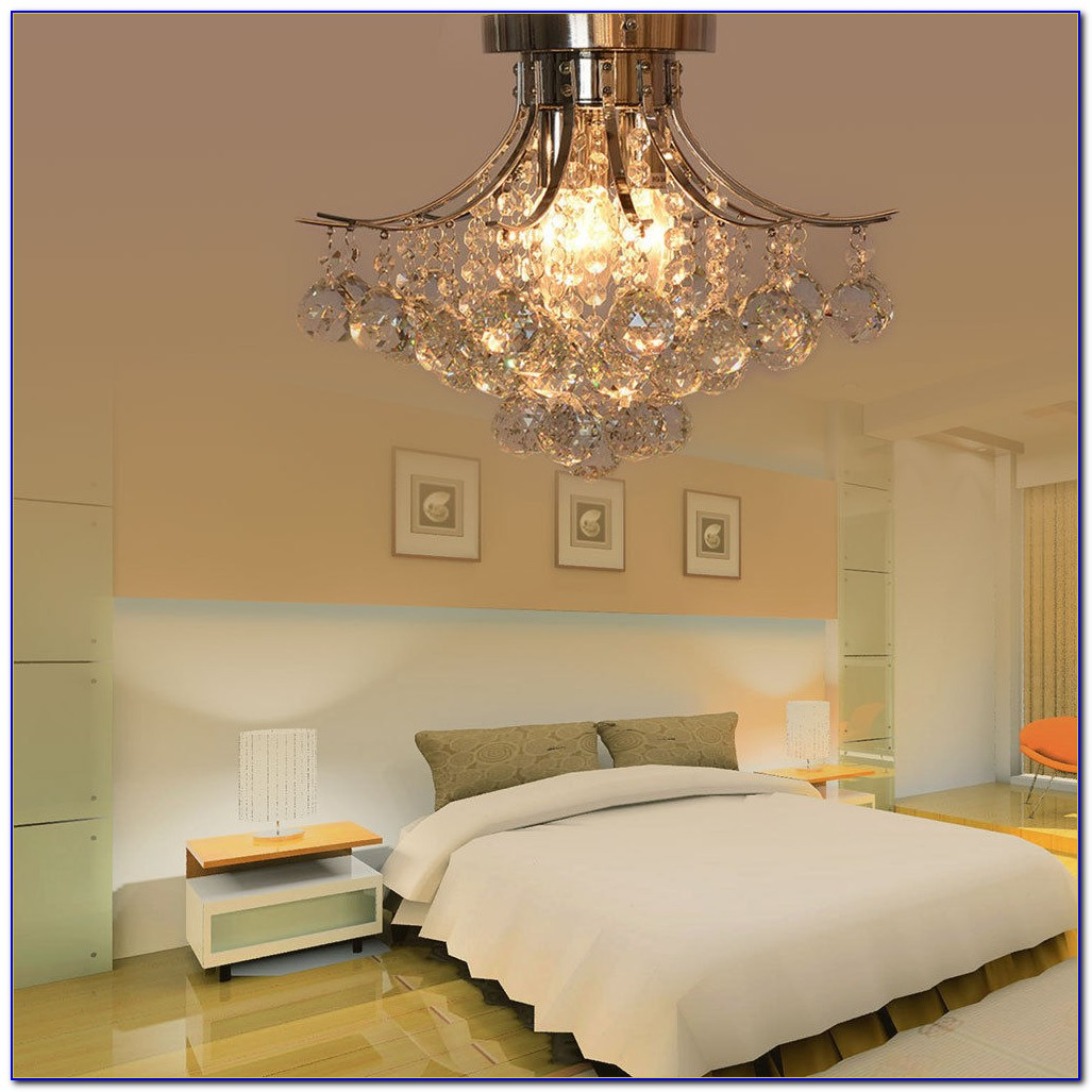 Semi Flush Mount Bedroom Lighting