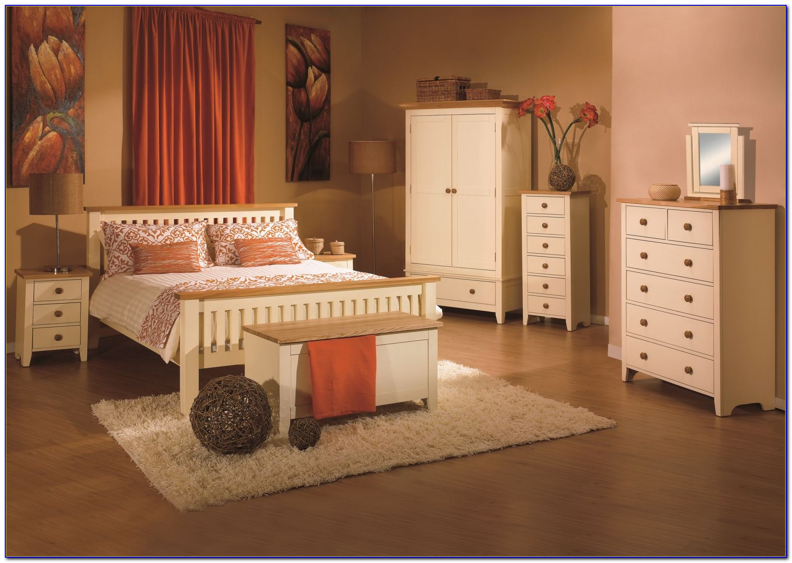 Shaker Style Fitted Bedroom Furniture