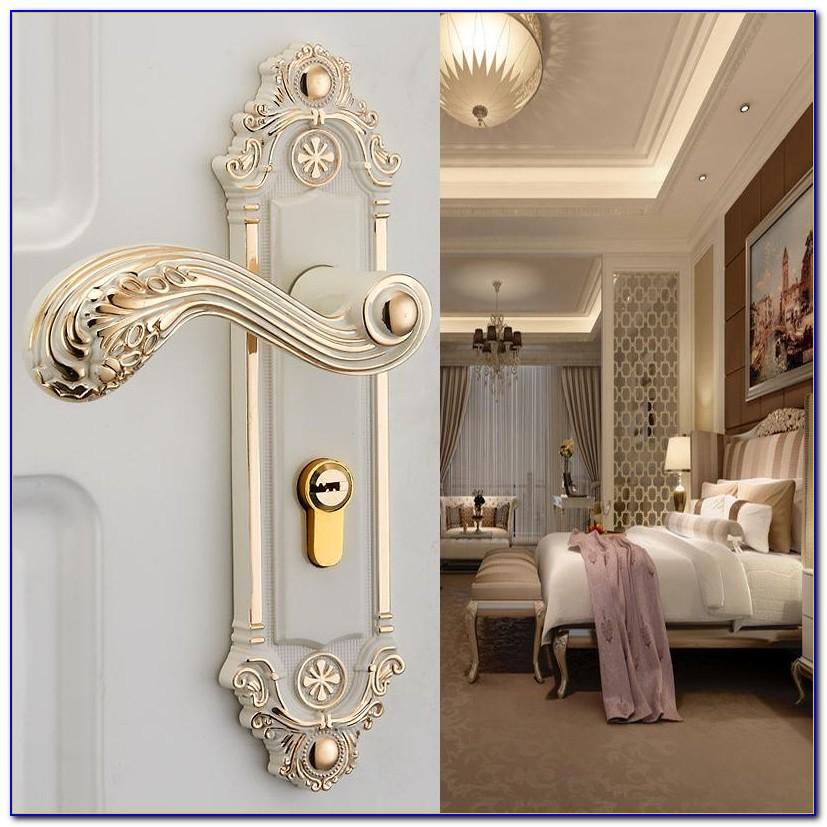 Sliding Bedroom Door Lock With Key