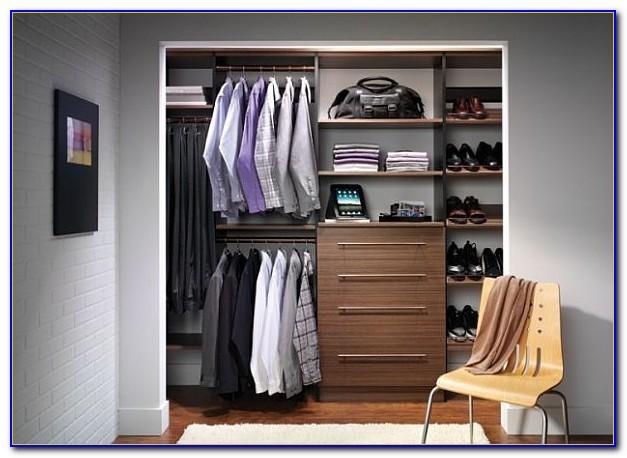 Small Bedroom Closet Makeover Ideas
