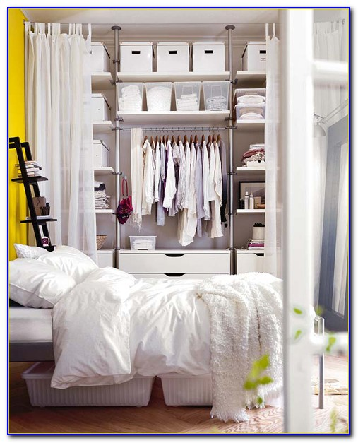 Small Bedroom Storage Ideas Images