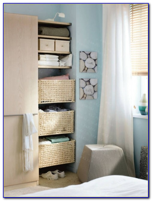 Small Bedroom Storage Ideas Uk