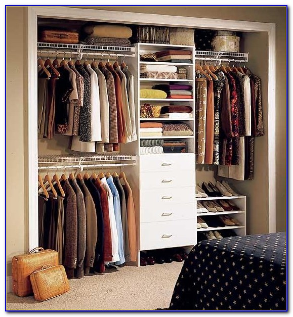 Small Space Closet Ideas
