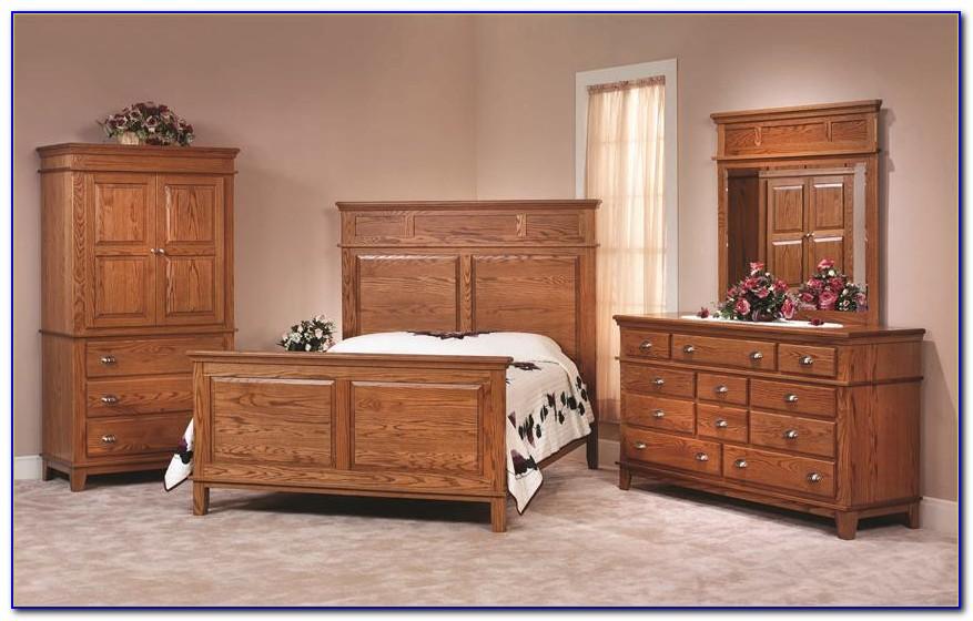 Solid Oak Bedroom Furniture Uk