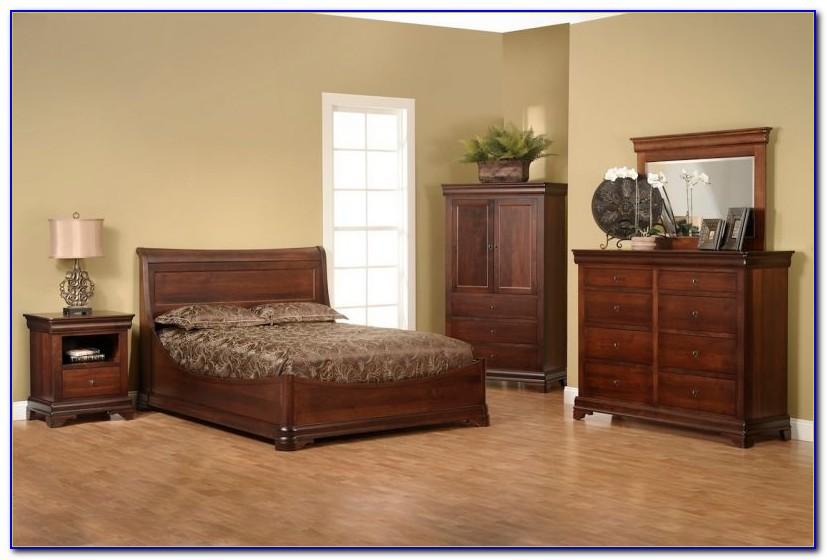 Solid Wood Bedroom Set Kijiji