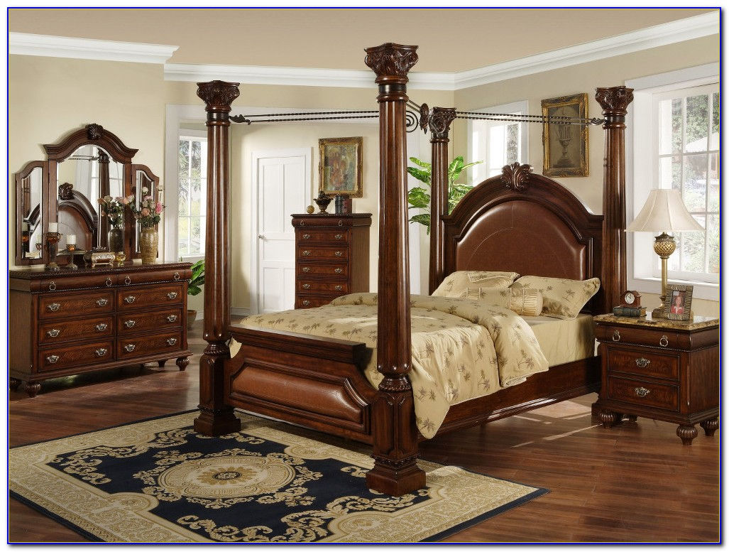 Solid Wood Bedroom Sets Canada