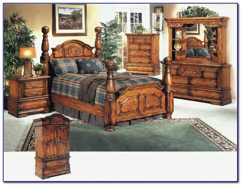 Solid Wood Childrens Bedroom Furniture Sets