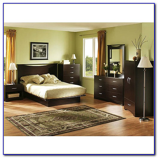 South Shore Bedroom Furniture Set