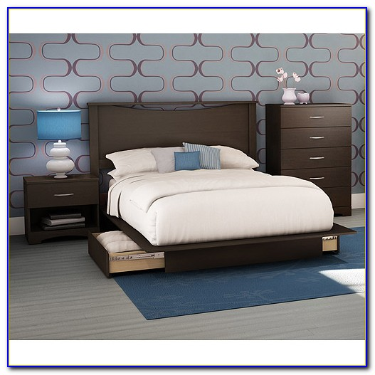 South Shore Black Bedroom Furniture