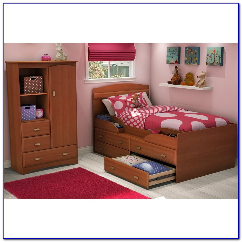 South Shore Children's Bedroom Furniture