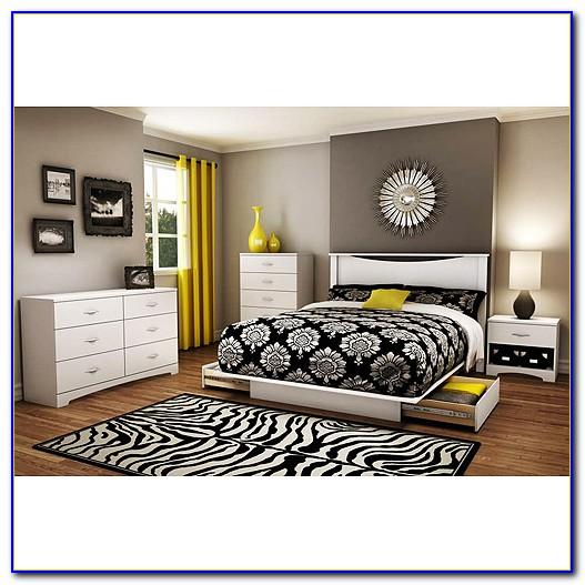 South Shore Wicker Bedroom Furniture