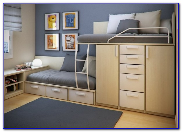 Space Saving Bedroom Furniture Ideas