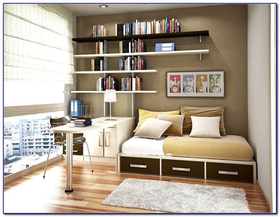 Space Saving Ideas For Small Children's Bedrooms