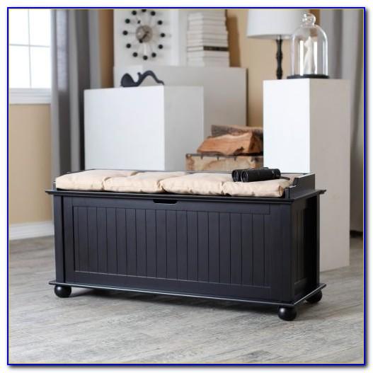 Storage Bench For Master Bedroom
