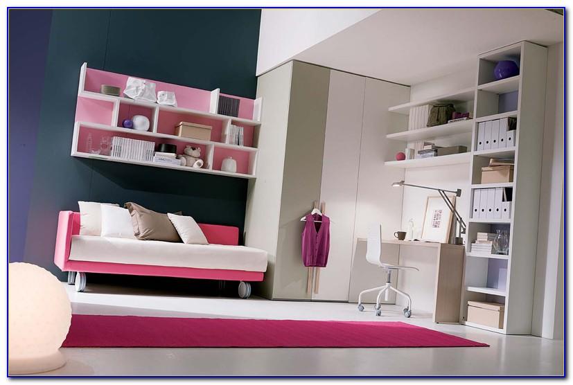 Teenage Bedroom Ideas Girl