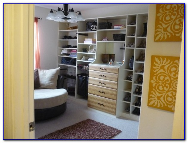 Turning A Second Bedroom Into A Closet