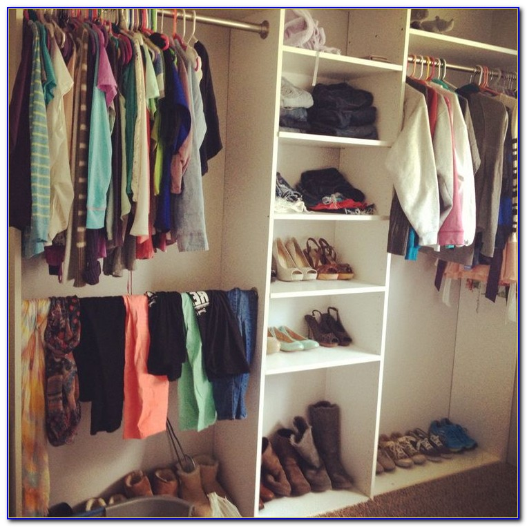 Turning A Small Bedroom Into A Closet