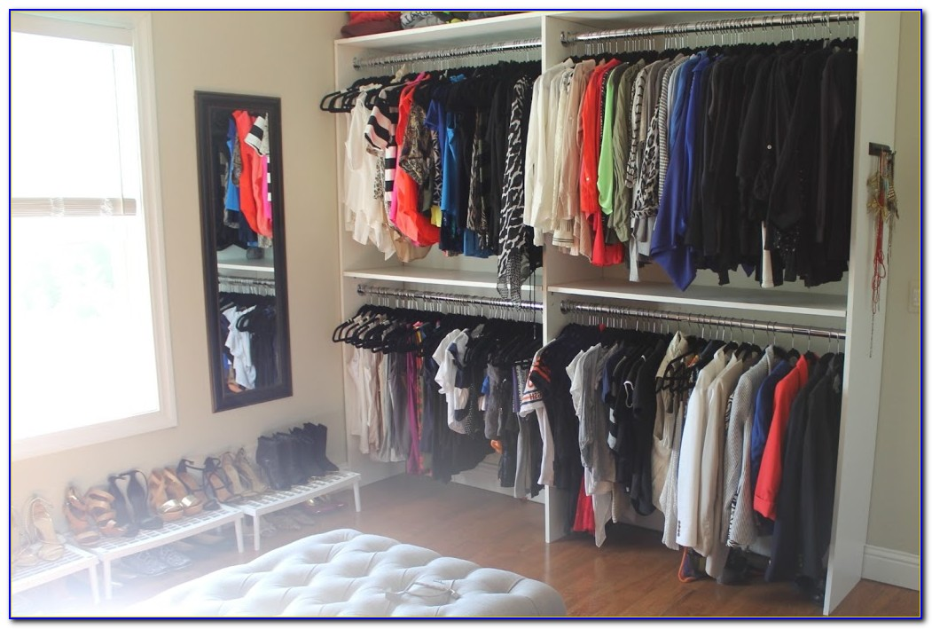 Turning Bedroom Into Closet Ideas