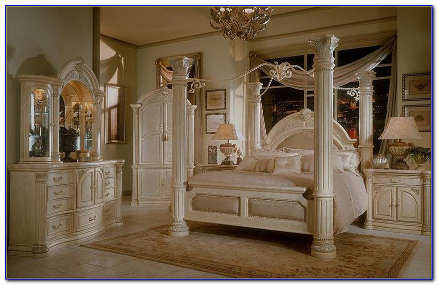 Victorian Style Bedroom Furniture White