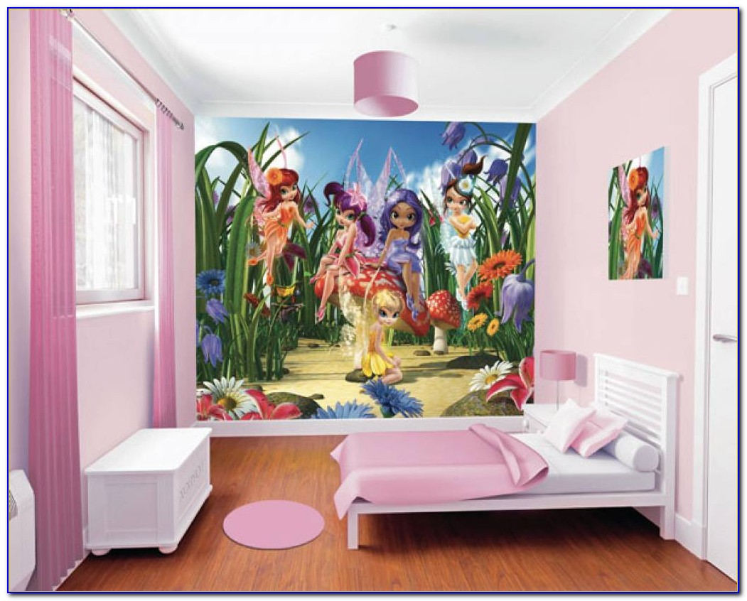 Wall Murals For Children's Bedrooms