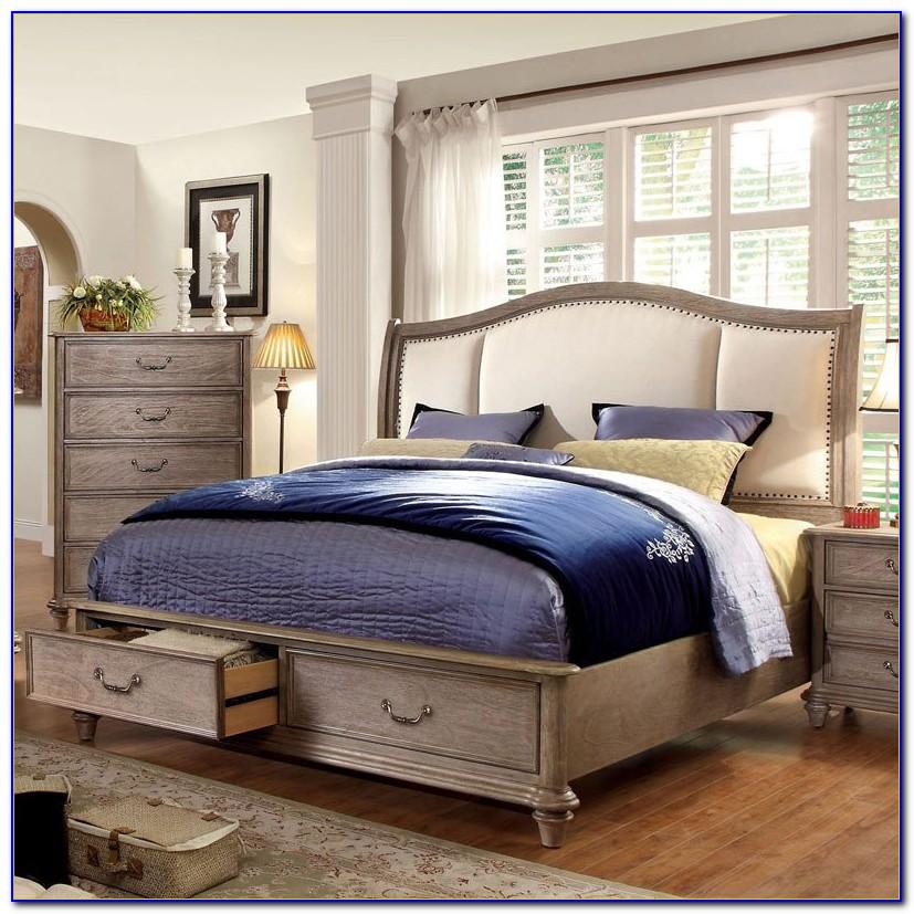 Weathered Oak Bedroom Sets