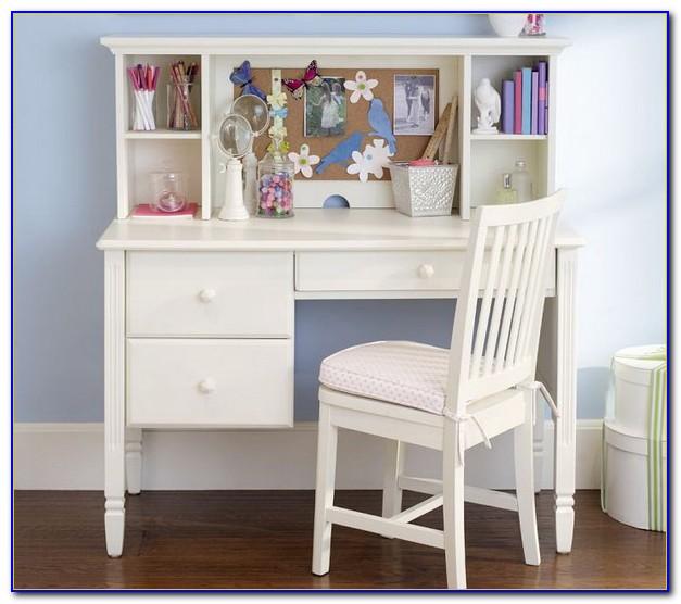 White Desk For Bedroom
