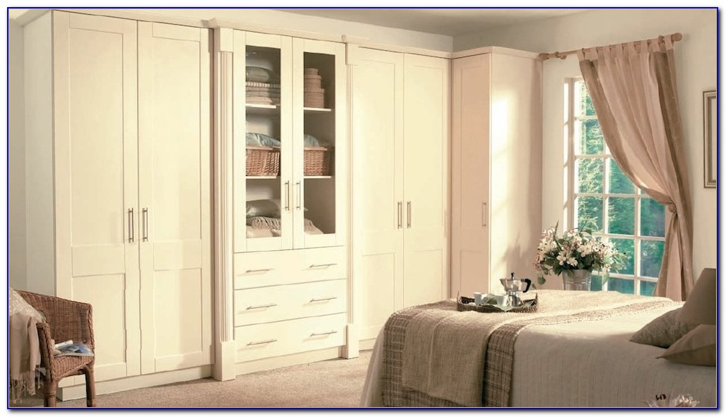 White Shaker Style Bedroom Furniture Uk
