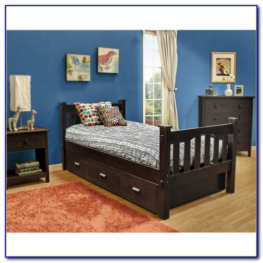 White Twin Bed Furniture Sets