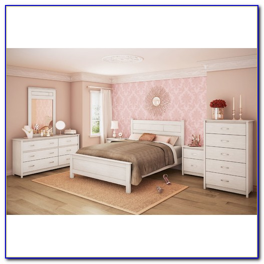 White Washed Oak Bedroom Furniture