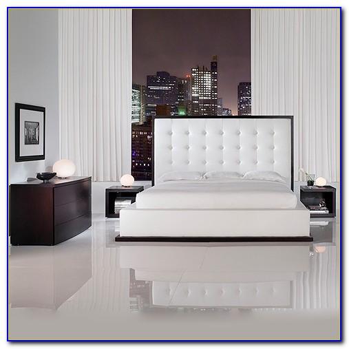White Wood Queen Bedroom Sets