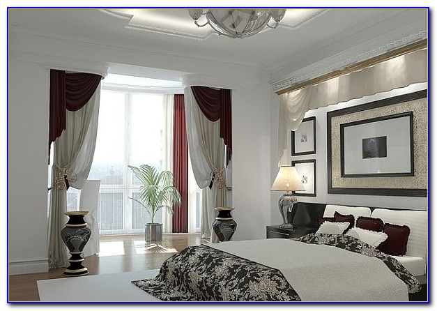 Window Treatments For Bedrooms Ideas
