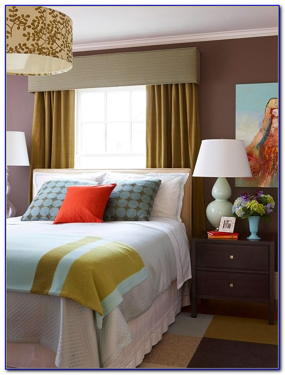 Window Treatments For Bedrooms Pictures