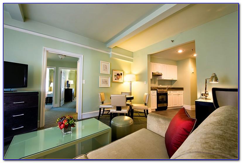 2 Bedroom Suite Midtown Nyc