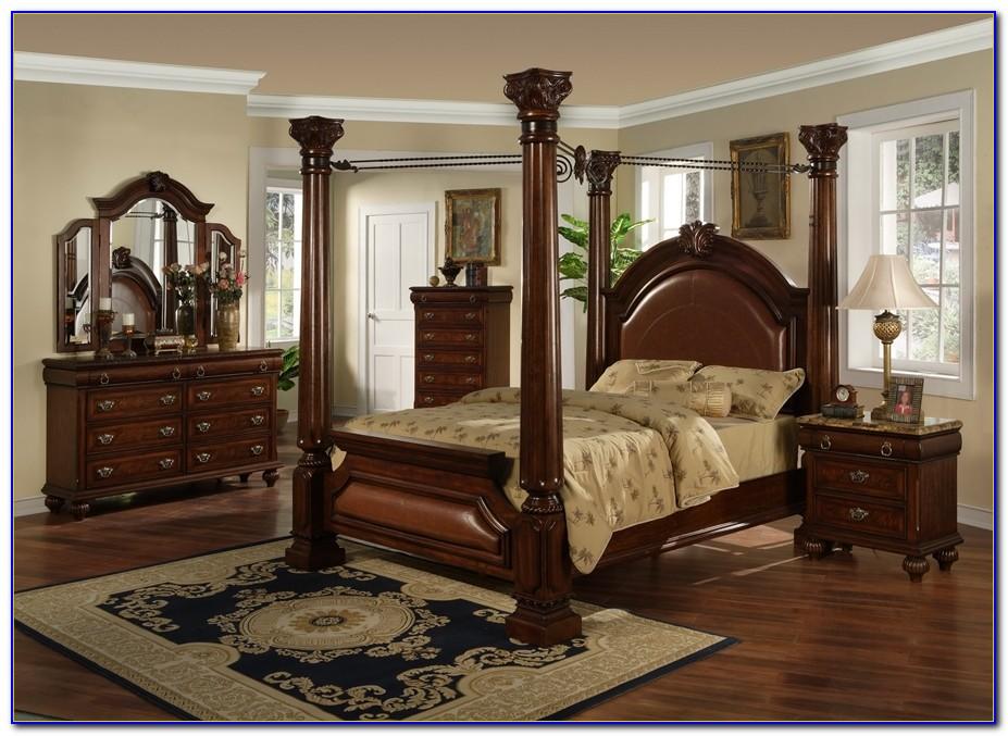 4 Poster Bedroom Sets