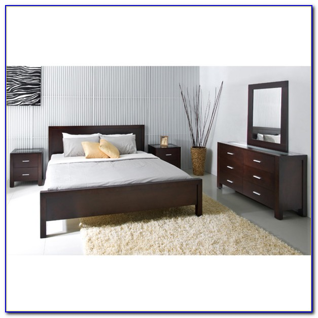 5 Piece King Size Bedroom Sets