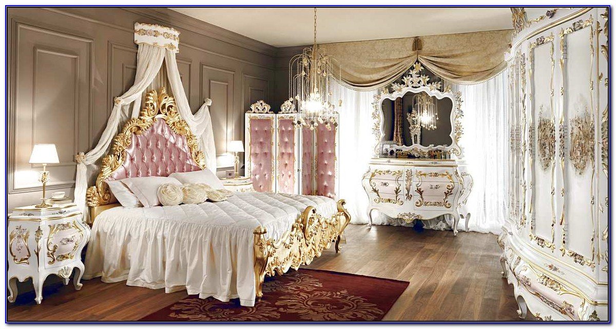 Antique French Country Bedroom Furniture