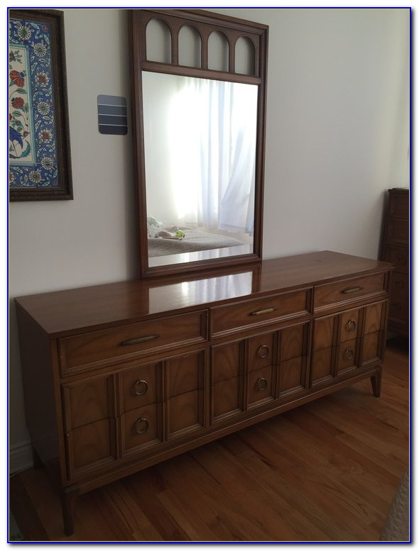 Antique Mid Century Modern Bedroom Furniture