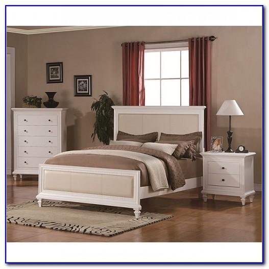 Antique White Queen Bedroom Furniture
