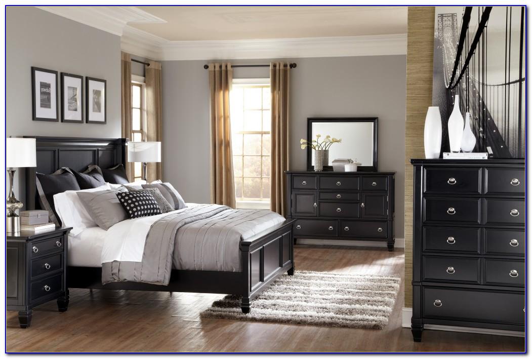 Ashley Bittersweet King Bedroom Set