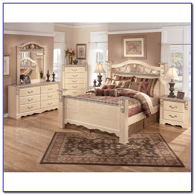 Ashley Home Furniture Porter Bedroom Set