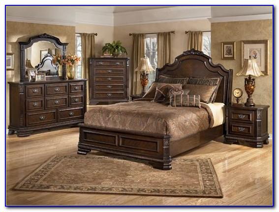Ashley Millenium King Bedroom Set