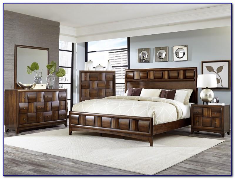 Ashley Porter Panel Queen Bedroom Set