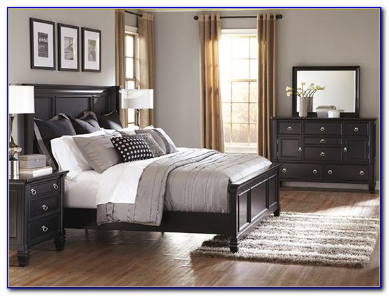 Ashley Timberline King Bedroom Set