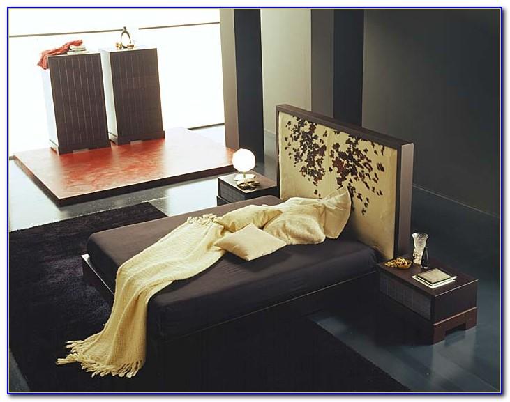 Asian Inspired Bedroom Sets