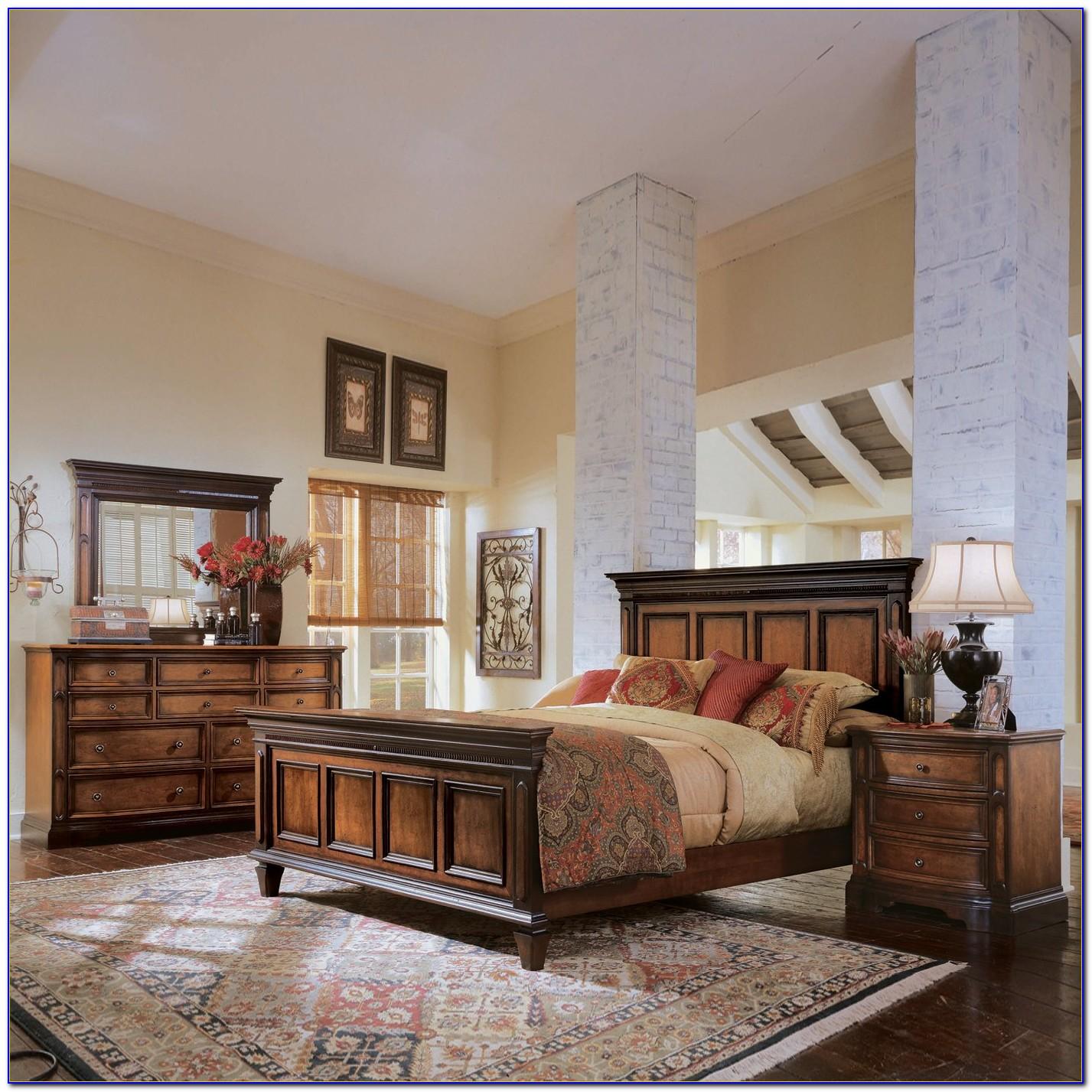 Atlanta Two Tone Bedroom Furniture