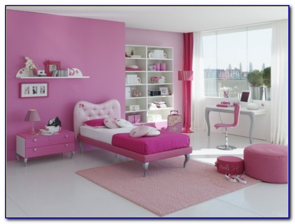 Baby Girl Themes For Bedroom
