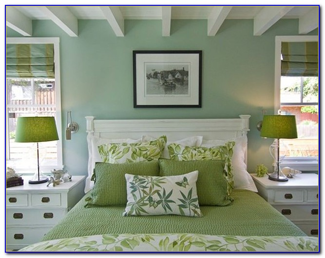 Beach Paint Colors For Bedroom