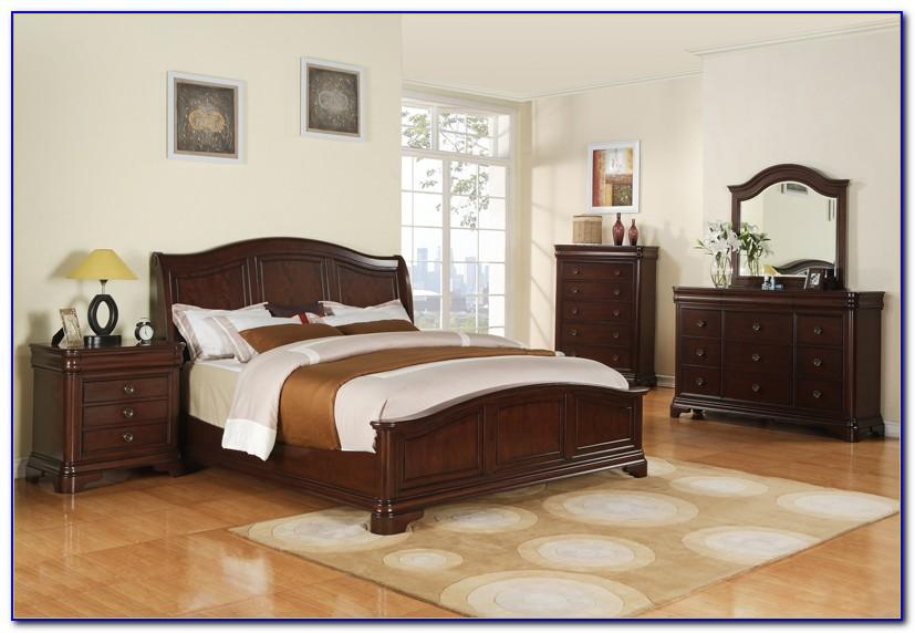 Bedroom Colors With Dark Cherry Furniture